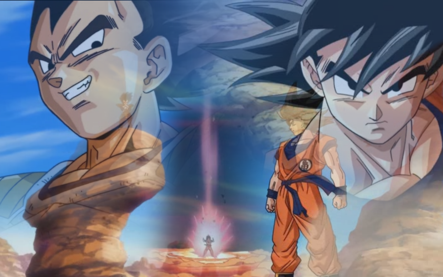 Cultural philosophy isseicreekphilosophy 39 s blog - Dragon ball z goku son ...